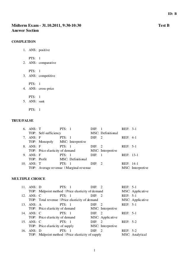 Mic1 midterm exam2011_b