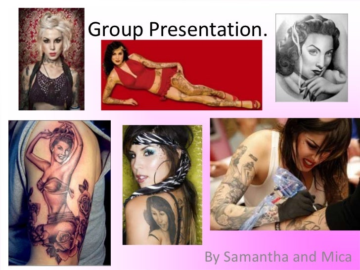 Group Presentation.	<br />By Samantha and Mica<br />