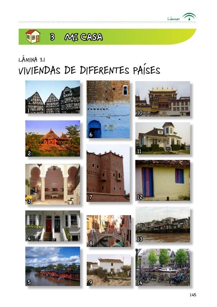 Mi casa viviendas de diferentes pa ses - Tipos de tejados para casas ...