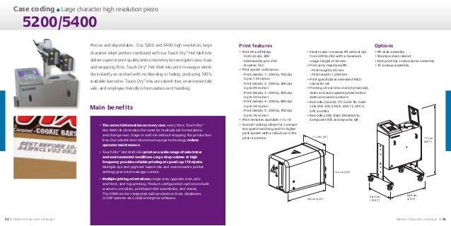 markem imaje us 2013 sales catalog rh slideshare net Markem Printer Barcode markem 9064 inkjet printer manual