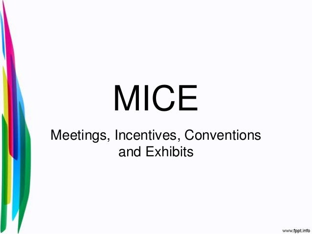 MICEMeetings, Incentives, Conventions           and Exhibits