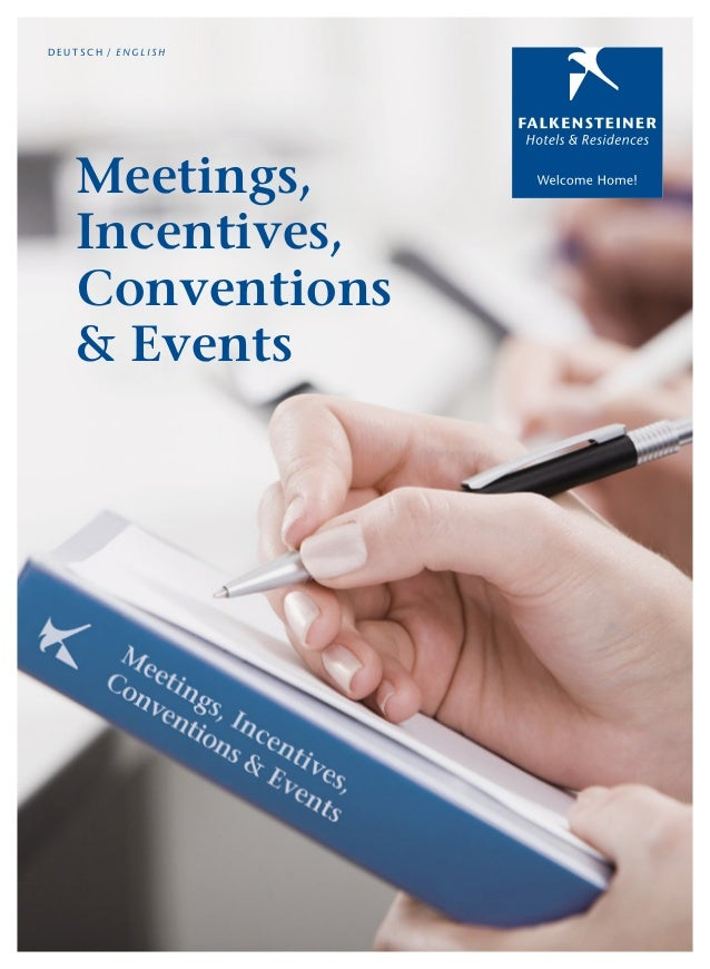 Deutsch/english    Meetings,    Incentives,    Conventions    &Events