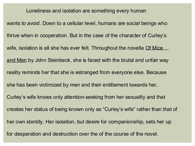 loneliness essay conclusion