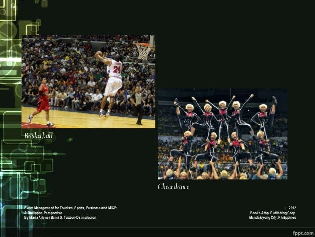 Basketball                                                           CheerdanceEvent Management for Tourism, Sports, Busin...