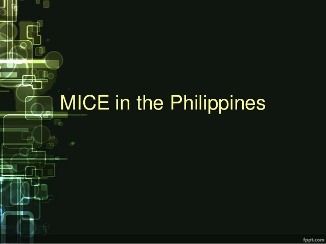 MICE in the Philippines