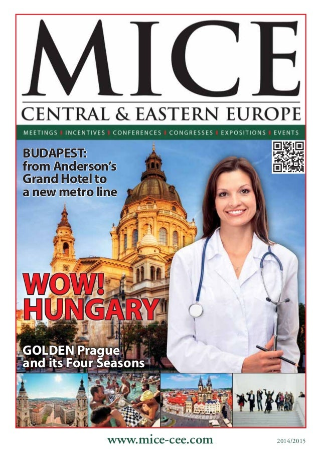 BUDAPEST:  from Anderson''s  Grand Hotel to  a new metro line  WOW!  HUNGARY  GOLDEN Prague  and its Four Seasons  www.mic...