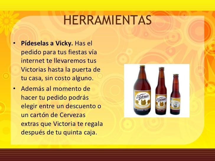 Mi Cerveza Es Victoria