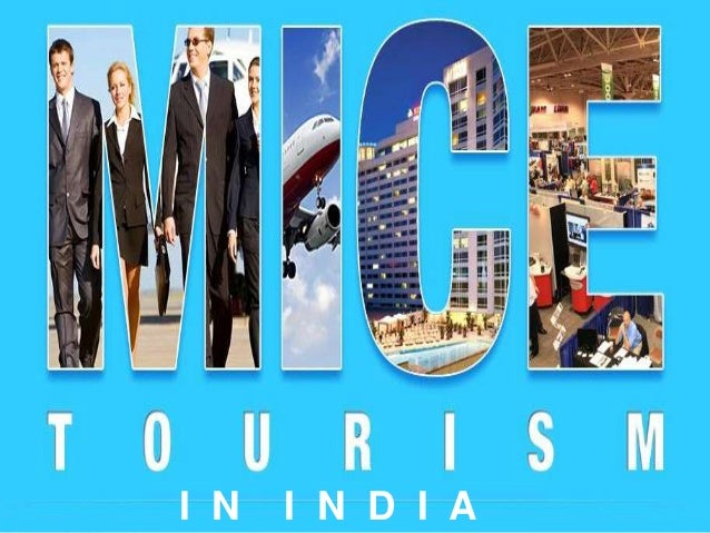 mice tourism in india