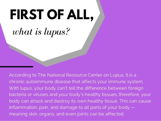 A Hisoric Boost for Lupus Research Slide 3