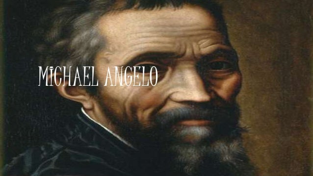 A biography of michelangelo di lodovico buonarroti simoni a renaissance sculptor architect painter a