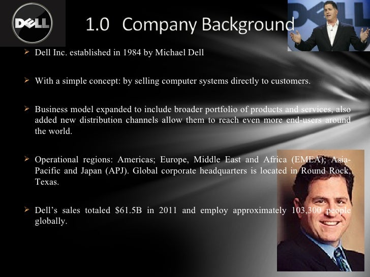 michael dell leadership Michael dell was born on feb 23, 1965 in houston, texas he was fascinated with gadgets from a young age — when he was 15, he bought one of the first apple computers and disassembled it to see.