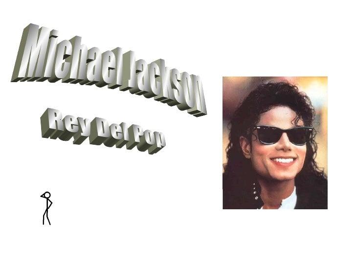 Michael Jackson Rey Del Pop