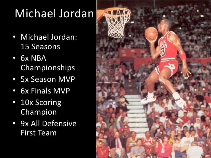 the greatest accomplishments of michael jordan By acclamation, michael jordan is the greatest basketball player of all time although, a summary of his basketball career and influence on the game inevitably fails to do it justice, as a phenomenal athlete with a unique combination of grace, speed, pow.