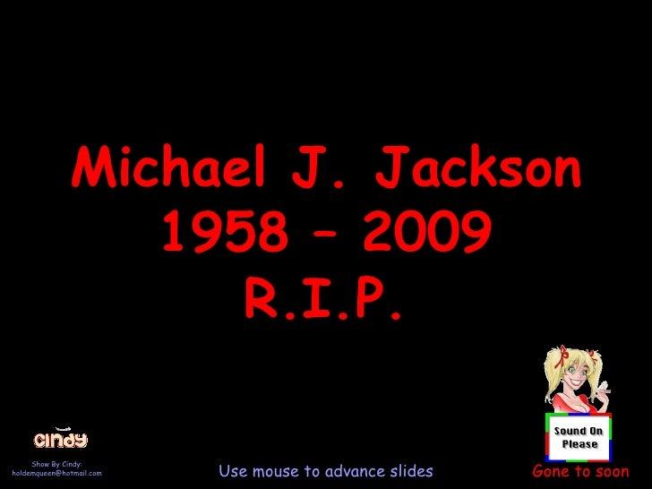 Michael July 15th