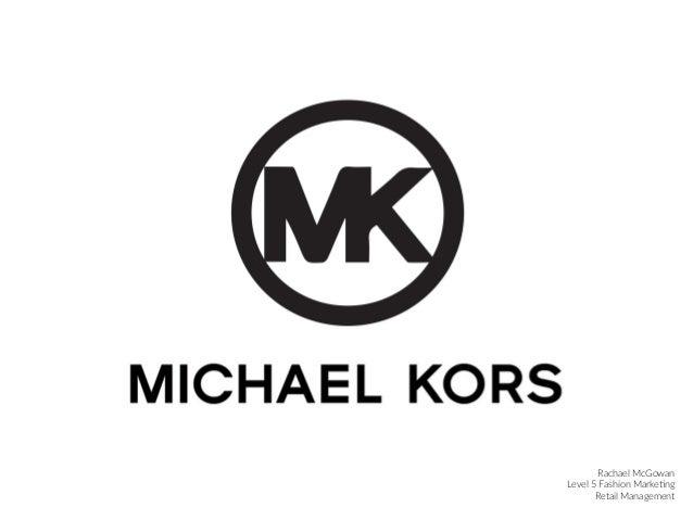 Retail Management, Michael Kors