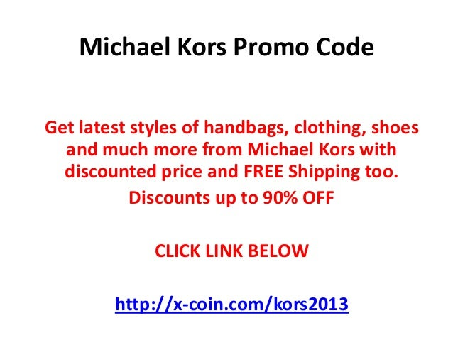 Michael Kors US Lifestyle and Collection Stores offer a one-time price adjustment on full-price merchandise within 7 days of the date of purchase. Marked down and sale merchandise are not eligible for any price adjustment.