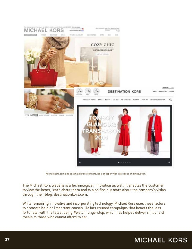 Twitter, Facebook and Instagram: just three of the many social media platforms that Kors is dominating at the moment.  As ...