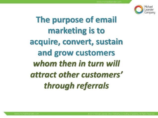 Email Expo Email Marketing Presentation Frankfurt