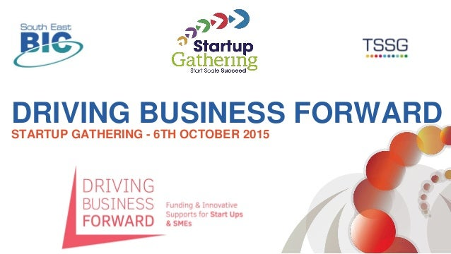 Driving the Business Forward