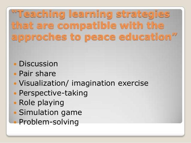 Pedagogies & Strategies