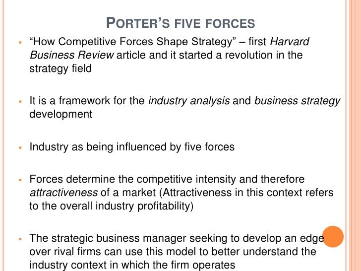 review the article what is strategy by michael e porter essay Summary of how porter defines strategy and why competition based on  operational effectiveness is not a strategy.