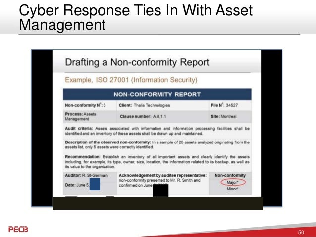 Cyber Security Incident Response Planning - Cyber security incident response plan template