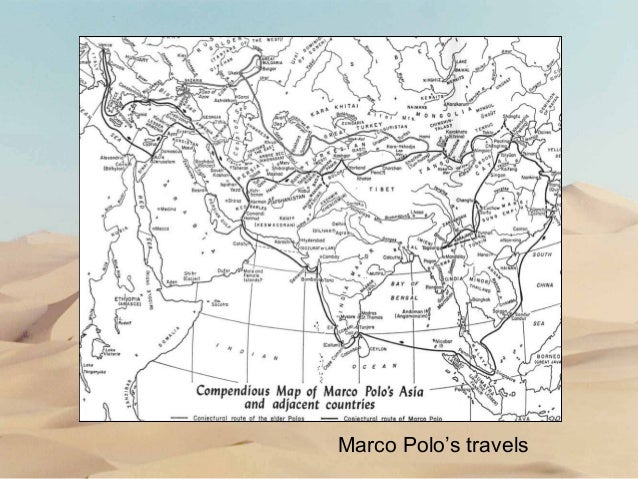 the impact of the journey of marco polo on the awakening of europe Start studying renaissance review learn vocabulary, terms, and more with flashcards this renaissance invention had the greatest impact the printing press what effect did marco polo's journey have on europe during the 13th century.
