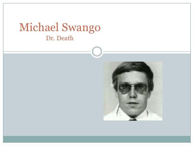 Michael Swango Dr. Death