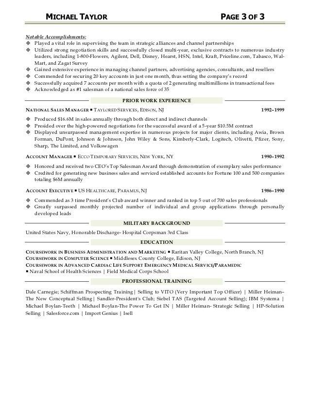 Negotiation Skills On A Resume - Resume Example 2018 •