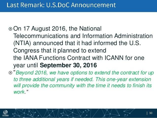 Michael Yakushev - ICANN accountability and IANA transition - ArmIGF2015