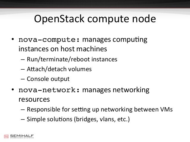 Openstack and opencontrail for freebsd platform by micha for Openstack consul