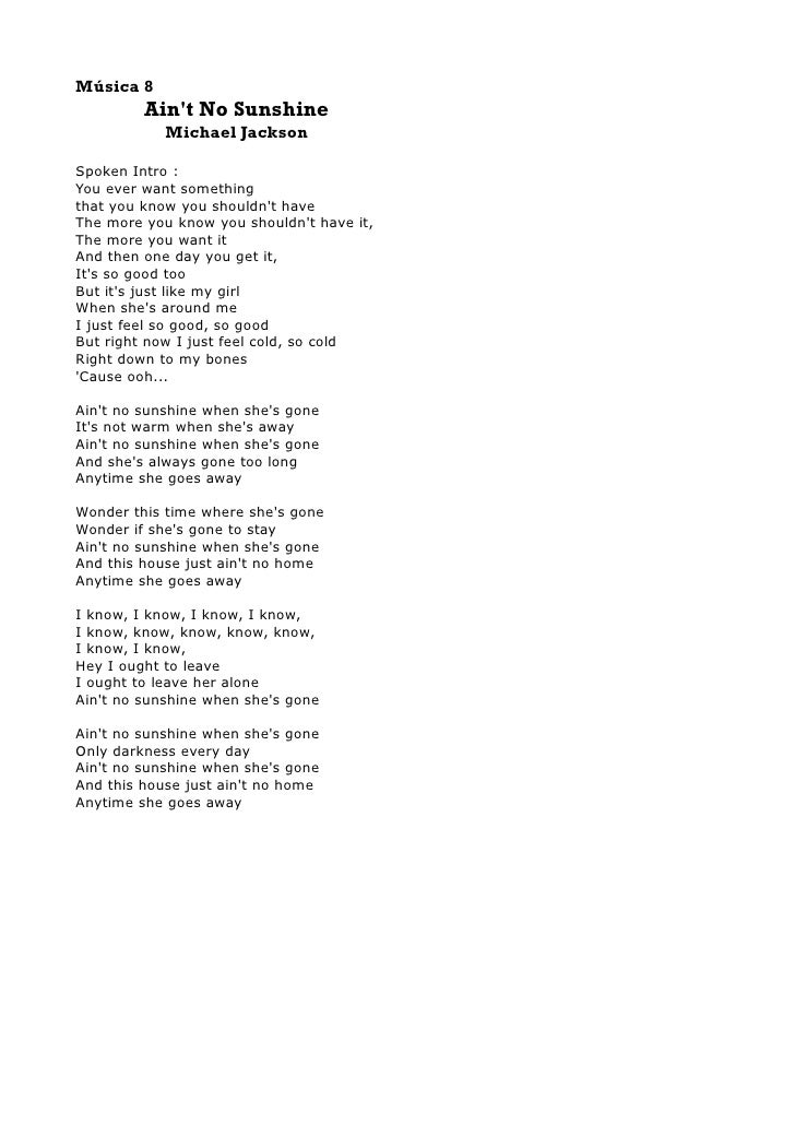 Lyric shes got you lyrics : Michal Jackson Lyrics Book I
