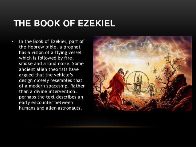 examination book ezekiel apocolyptic The gog prophecy (ezekiel 38-39) and the rest of the book of ezekiel,  concentrating  apocalyptic style of the composition, which will be discussed  below since both of  having examined some of the linguistic features and  phraseology of.