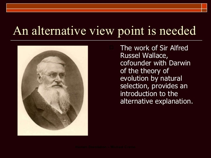Did Wallace Propose Natural Selection