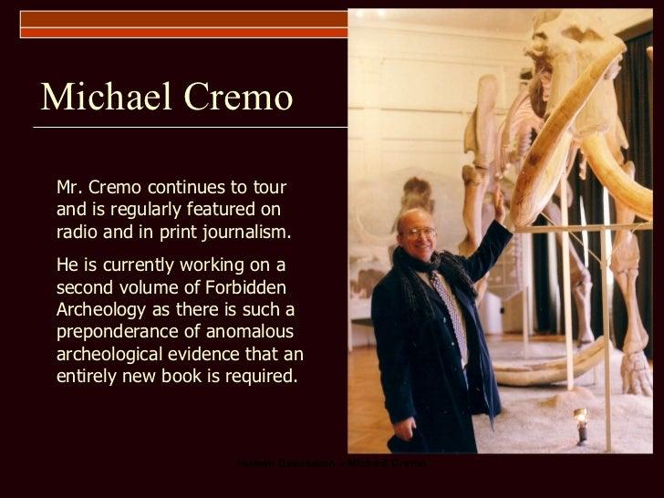 Michael Cremo