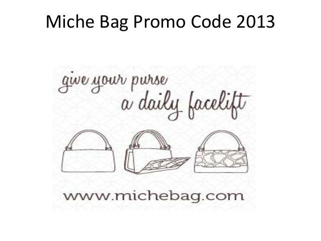 Miche bag coupon code 2018