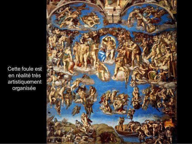 Michel angelo, le peintre