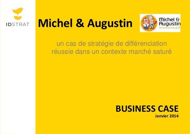 Cliquez et modifiez le titre  Michel & Augustin  Cliquez pour modifier les styles du texte du  un cas de masque  stratégie...