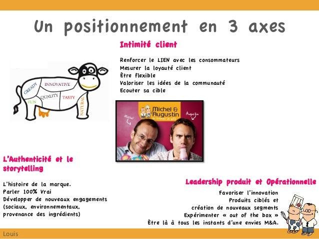 Michel Et Augustin Recommandation Marketing 2012