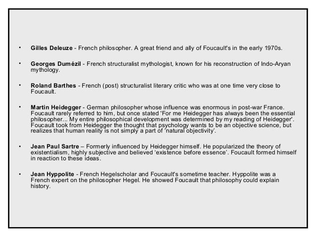 foucault questions Foucault's panopticism – guided reading questions download the worksheet as a word doc here: foucault's panopticism – guided reading questions 1 from pages .