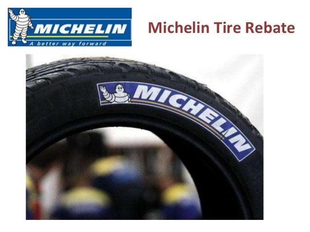 Michelin Tire Rebate >> Michelin Tire Rebate