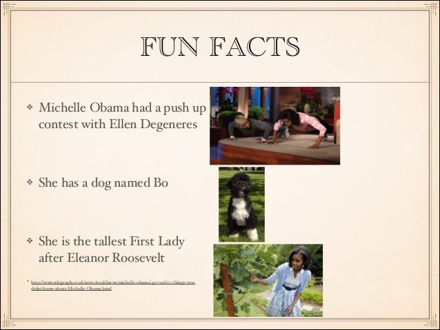 Fun Facts About Obama For Kids