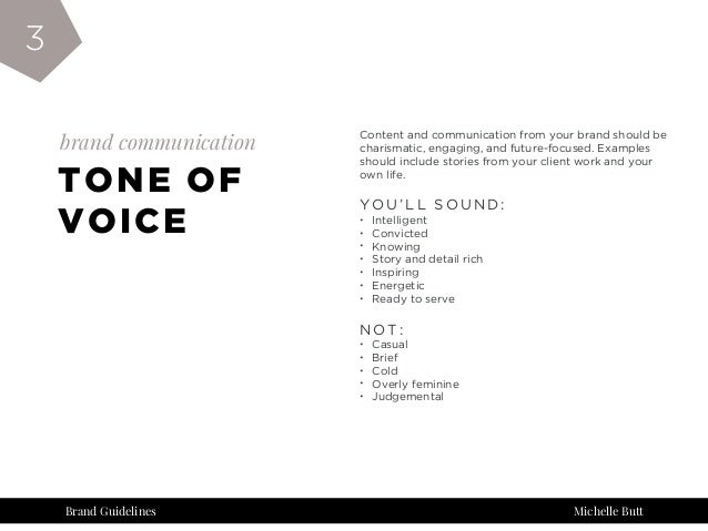 Verbal Communication Element #3 – Inflection