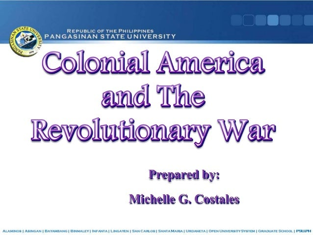 Colonial America And The American Revolution Best Colonial America