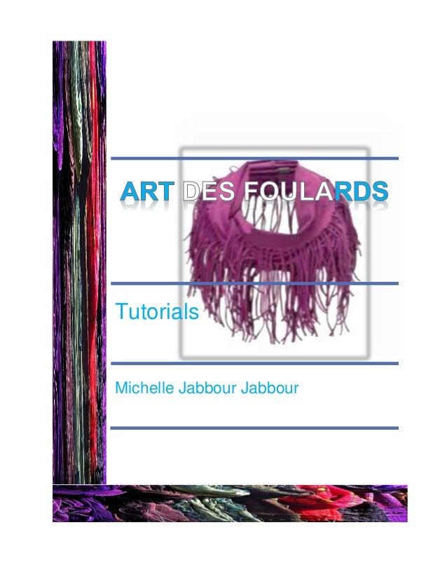 Tutorials  Michelle Jabbour Jabbour
