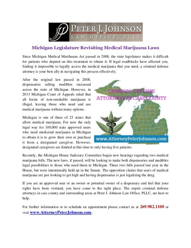 the laws regarding medical marijuana need to be changed The term medical marijuana refers to in deaths or that pain patients changed their drug-taking behavior 2,3 a more do medical marijuana laws reduce addiction.