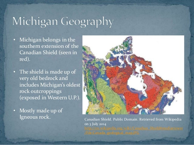 an introduction to the geography of lake michigan Introduction previous work for  head of the department of geology and geography at michigan state college  van buren county lies adjacent to lake michigan.