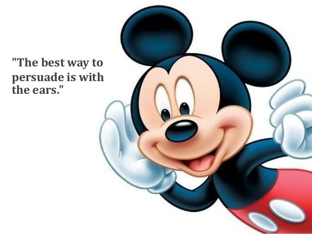 Quotes From Mickey Mouse: Life's Quotes With Mickey Mouse