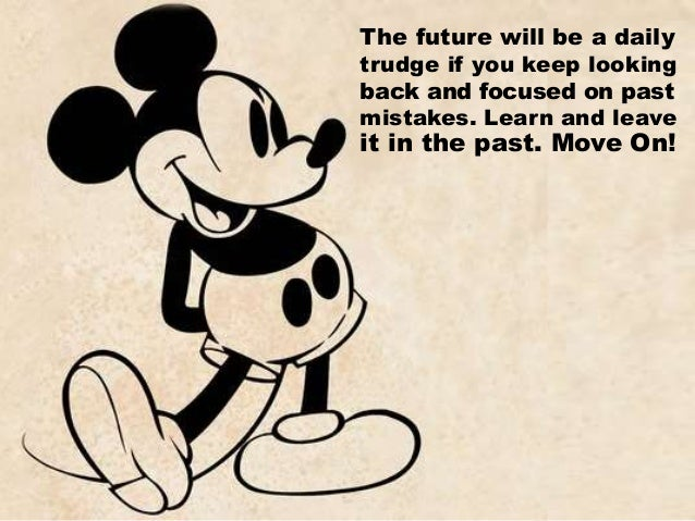 Life\'s Quotes With Mickey Mouse