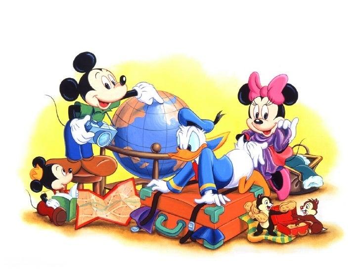 Micky Mouse Slide 2
